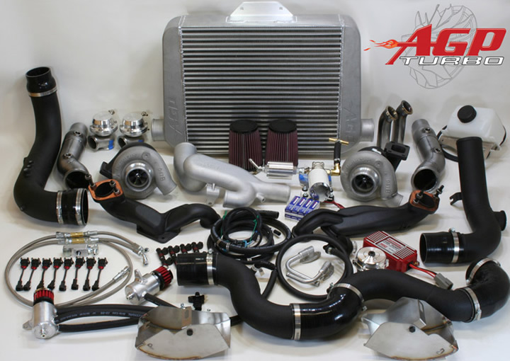 AGP Twin Turbo Kit