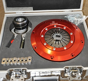 Mantic 9000+ Twin Clutch Kit
